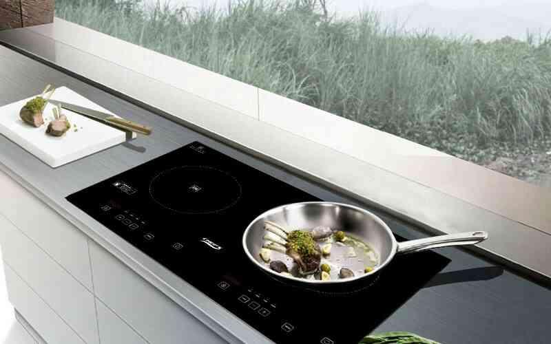 Bếp từ Chefs EH-DIH2000A nhiều tính năng thông minh