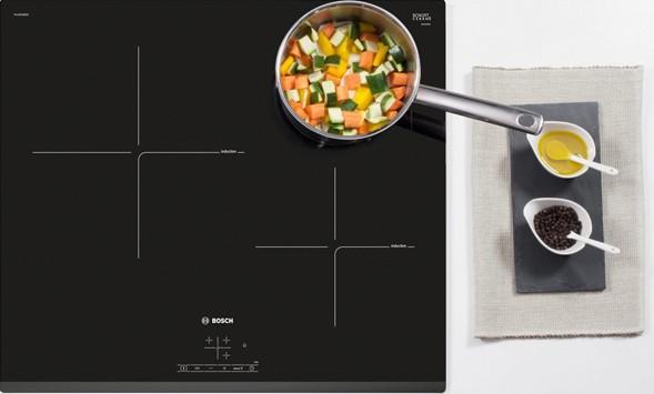 Bếp từ BOSCH PUJ631BB2E rất an toàn cho người sử dụng