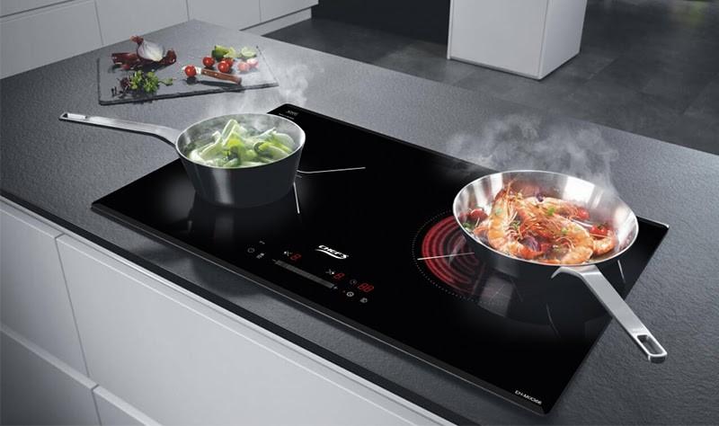 Bếp từ Chefs EH-MIX366 được trang bị công nghệ Inverter