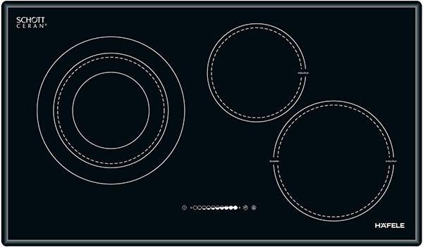 7 mẫu bếp từ Hafele được ưa chuộng nhất hiện nay