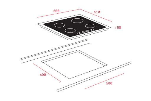 Các lưu ý khi sử dụng bếp từ Teka IR 6320 để bếp có thể hoạt động với hiệu năng cao nhất và tránh gặp sự cố khi sử dụng