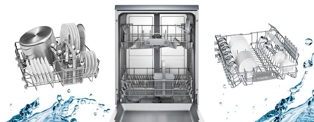 Cho việc rửa bát trở nên dễ dàng hơn và đảm bảo an toàn sức khỏe cho người sử dụng