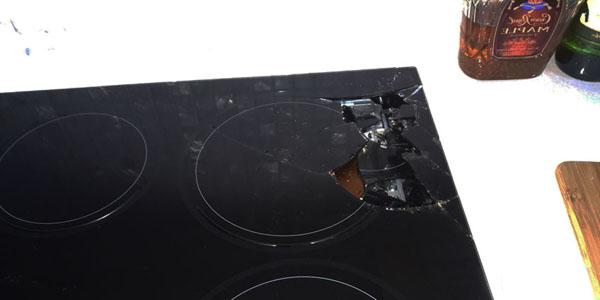 Địa chỉ sửa chữa và thay thế mặt kính Schott - Ceran chính hãng