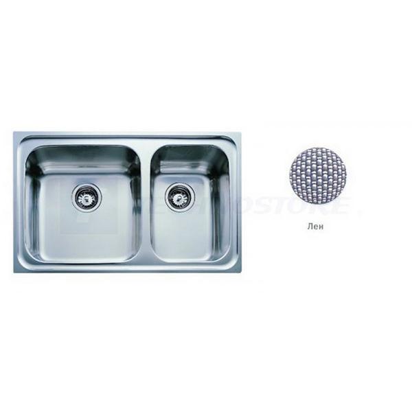 Giới thiệu chậu rửa Teka Classic 2B 801