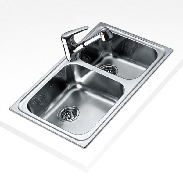 Giới thiệu chậu rửa Teka Classic 2B 800