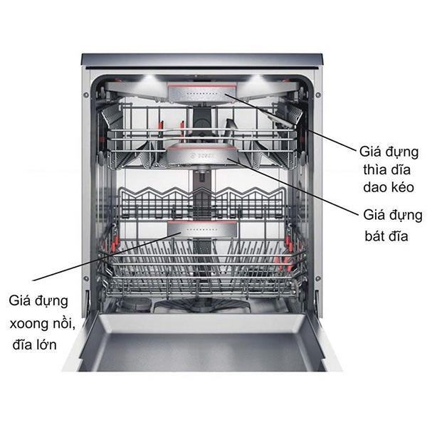 Đánh giá thực tế máy rửa bát Bosch SMS88TI40M Kieu-dang-dung-doc-lap-sang-trong-thanh-lich