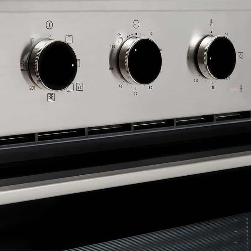 Điều chỉnh nhiệt độ, các chức năngbằng các nút vặn