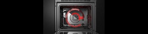 Lò nướng đa năng Teka HSB 615 ứng dụng công nghệ SurroundTemp