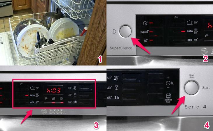 Giá máy rửa bát BOSCH SMS46MI05E
