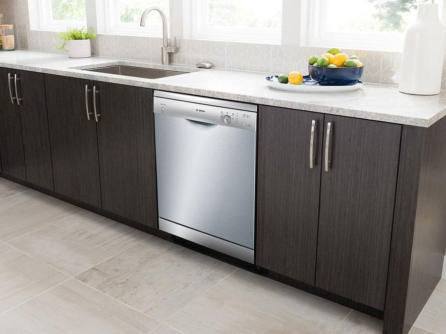Máy rửa bát Bosch SMS50D48EU thiết kế sang trọng cho phòng bếp hiện đại