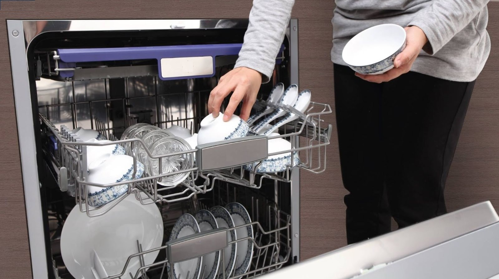 Các thuật ngữ máy rửa bát