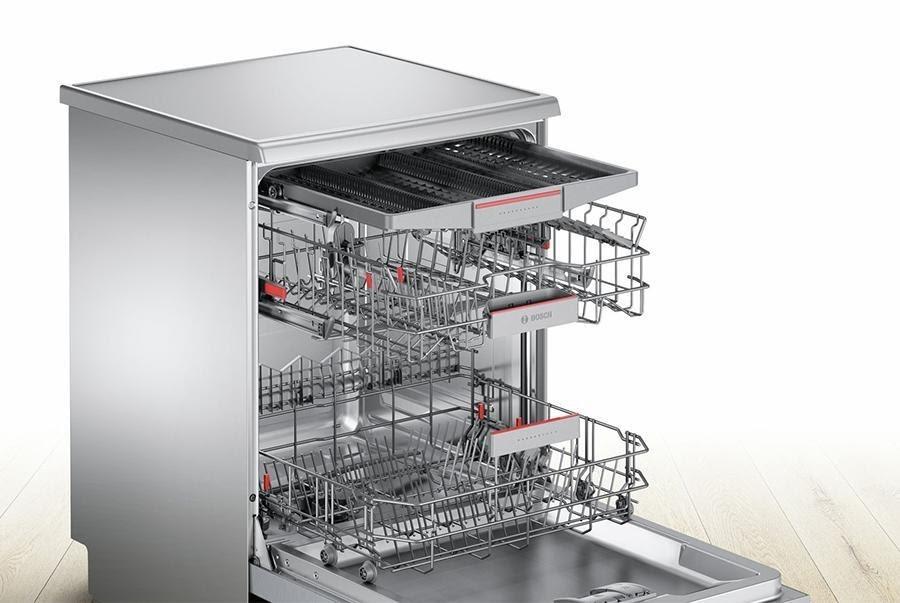So sánh máy rửa bát Bosch Serie 4 và Serie 6
