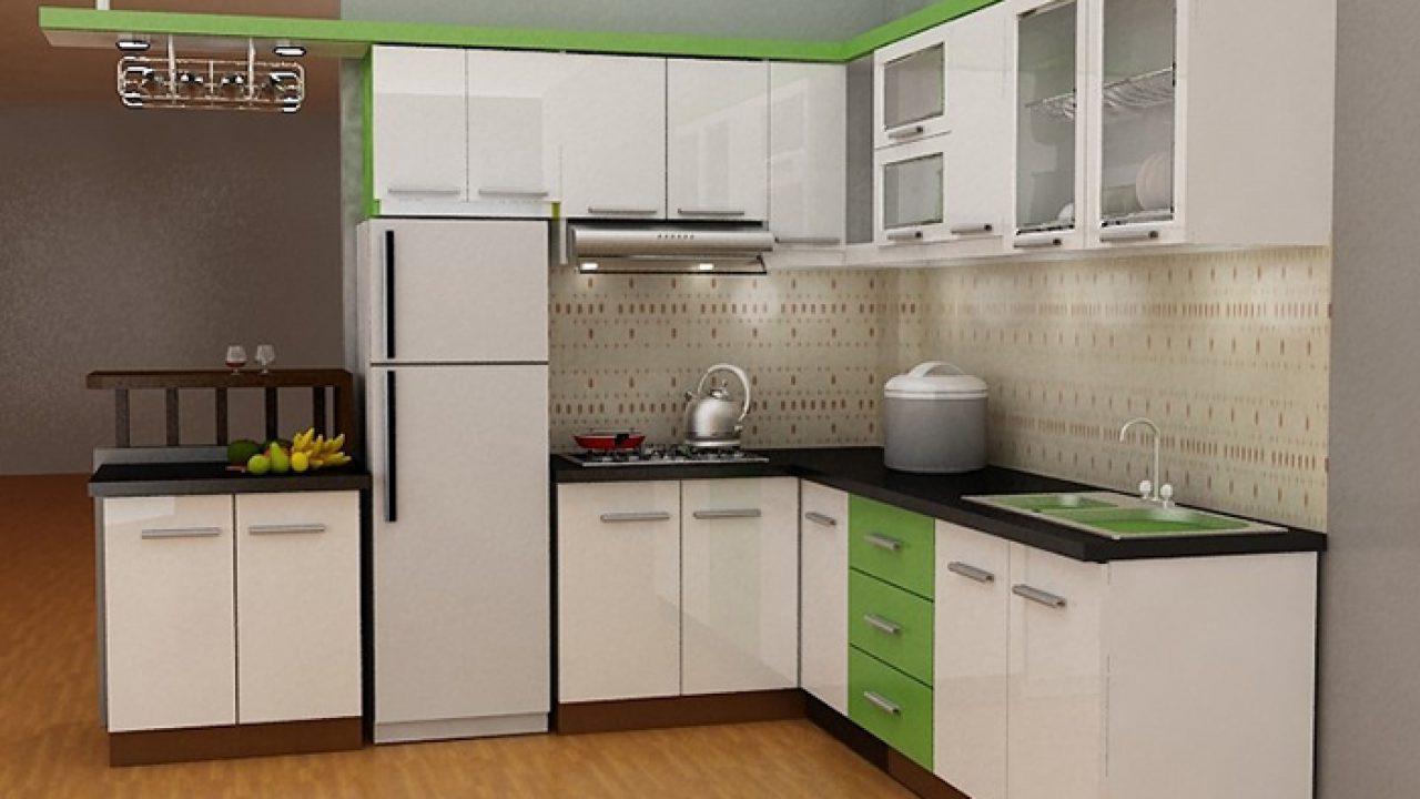 Bày trí không gian nhà bếp sang trọng đẳng cấp năm sao
