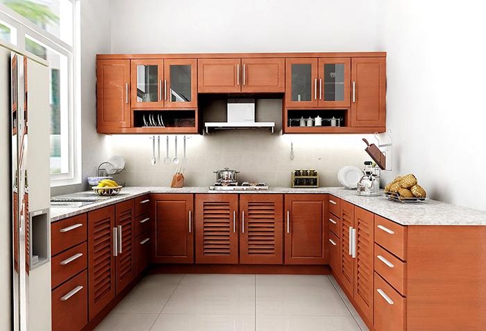 Nhà bếp theo phong cách truyền thống đẹp nhất