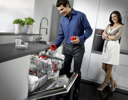 Teka EKA DW9 55S là dòng máy rửa bát cao cấp được thiết kế âm tủ