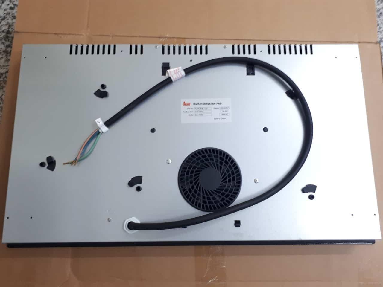 Bếp từ Teka IBC 72300 có hệ quạt tản nhiệt