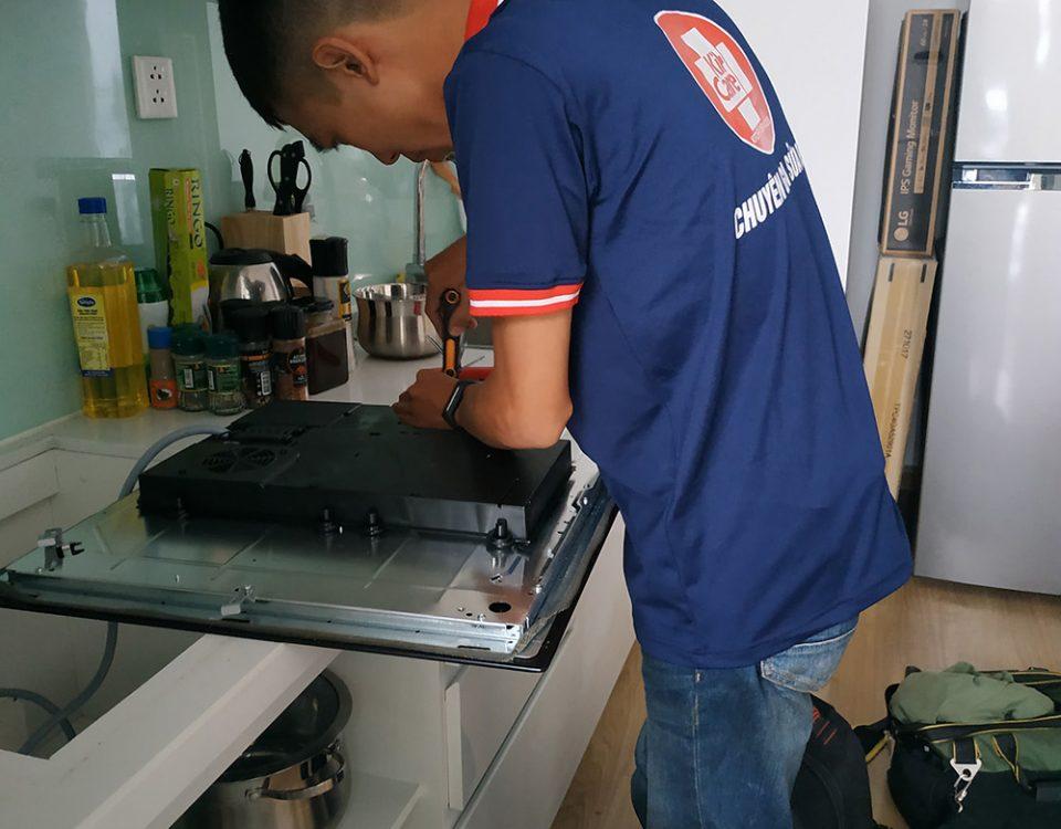 Sửa bếp từ tại nhà với các lỗi cơ bản