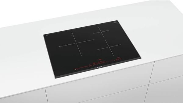 Bếp từ Bosch serie 8 vượt trội hơn serie 4, 6 ở những điểm nào