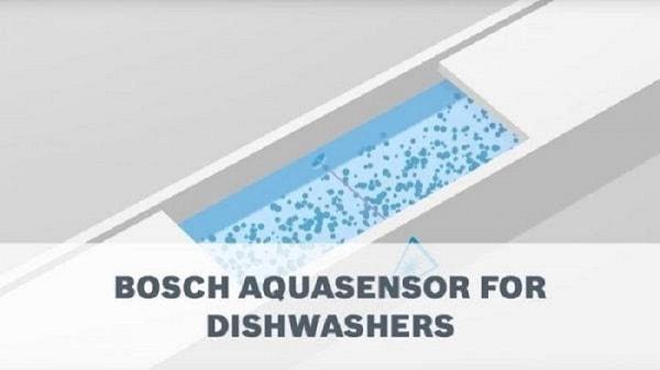 Tính năng Aquasensor tiết kiệm tối đa năng lượng sử dụng