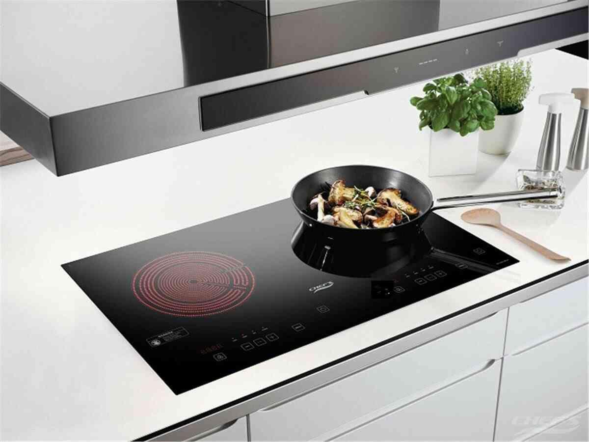 Bếp Chefs EH-MIX366 có nhiều chức năng thông minh