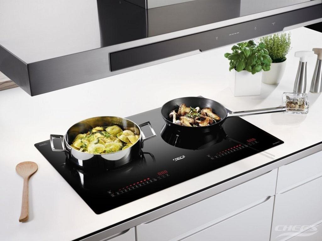 Tính năng hầm thông minh của bếp từ ChefsEH-DIH888
