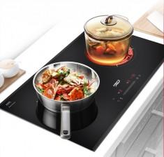 đánh giá thực tế bếp từ chefs eh-mix366