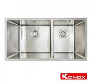 Chậu rửa chén bát Konox Undermount Series KN8144DU