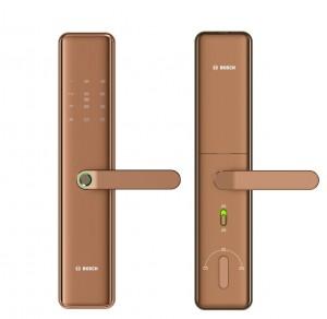 Khóa cửa điện tử Bosch ID 40PK màu đồng