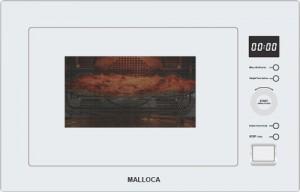 Lò vi sóng Malloca kính trắng MW 927BG