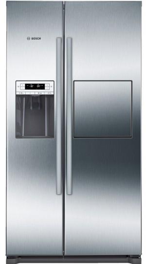 Tủ lạnh Bosch Side by side KAD62V70 Cánh Inox