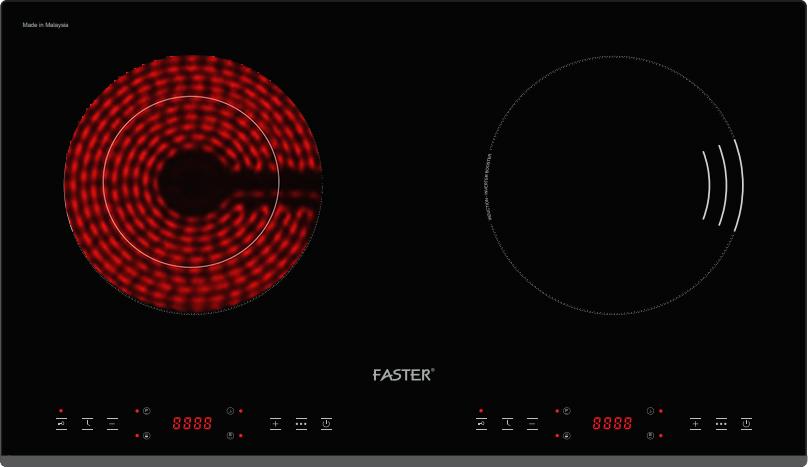 Bếp điện từ Faster FS 688HI