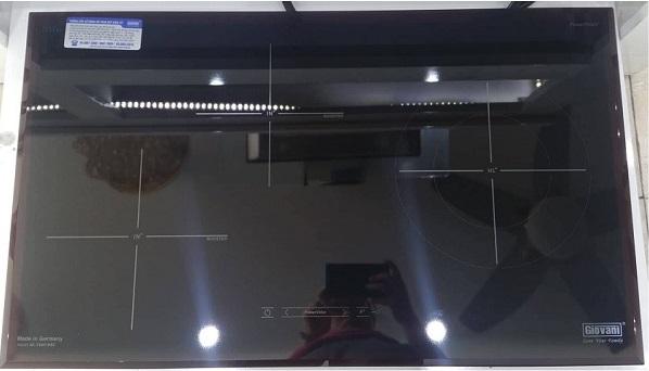 Bếp điện từ Giovani GC 73031 HSC0