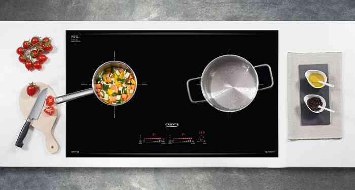 Bếp từ đôi Chefs EH-DIH8884