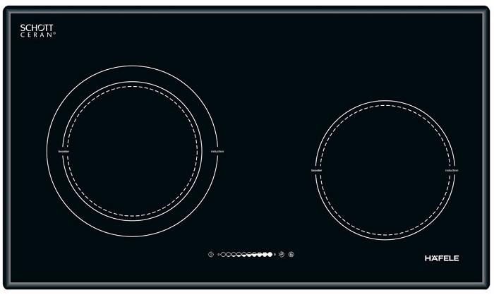 Bếp từ HafeleHC-I772A 536.01.695 ứng dụng công nghệ hiện đại