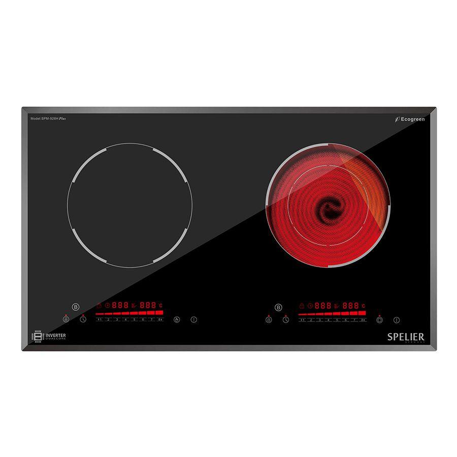 BẾP TỪ - HỒNG NGOẠI SPELIER SPM-928H/928H Plus