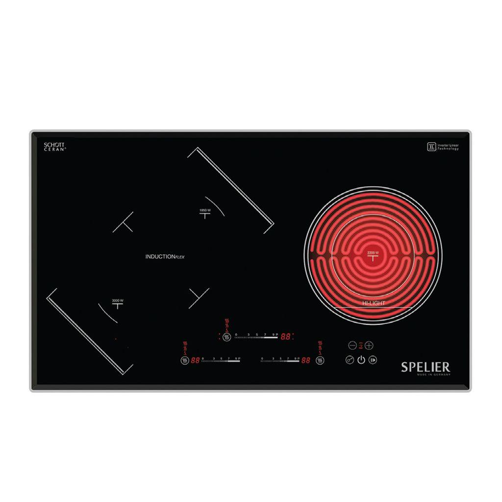 BẾP TỪ- HỒNG NGOẠI SPELIER SPE IC 938 EG
