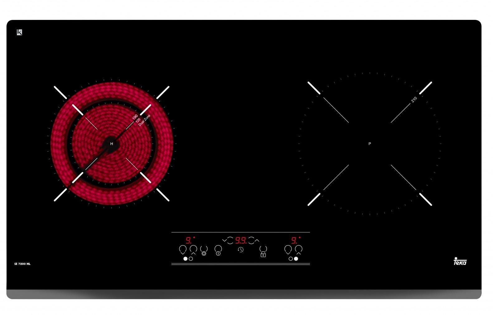 Bếp từ TEKA IZ 7200 HL xẽ là sự lựa còn tuyệt vời cho bếp nhà bạn