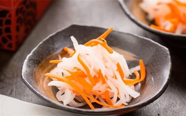 Dưa củ cải chua ngọt kiểu Việt Nam