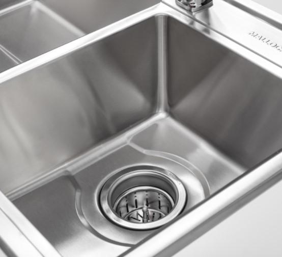 Chậu rửa bát Malloca MS 5082W1