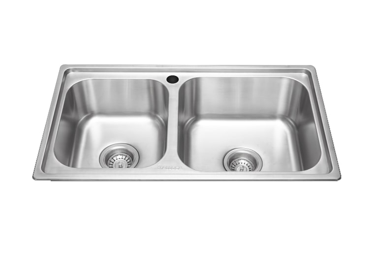 Chậu rửa chén inox 304 Malloca MS 2076E