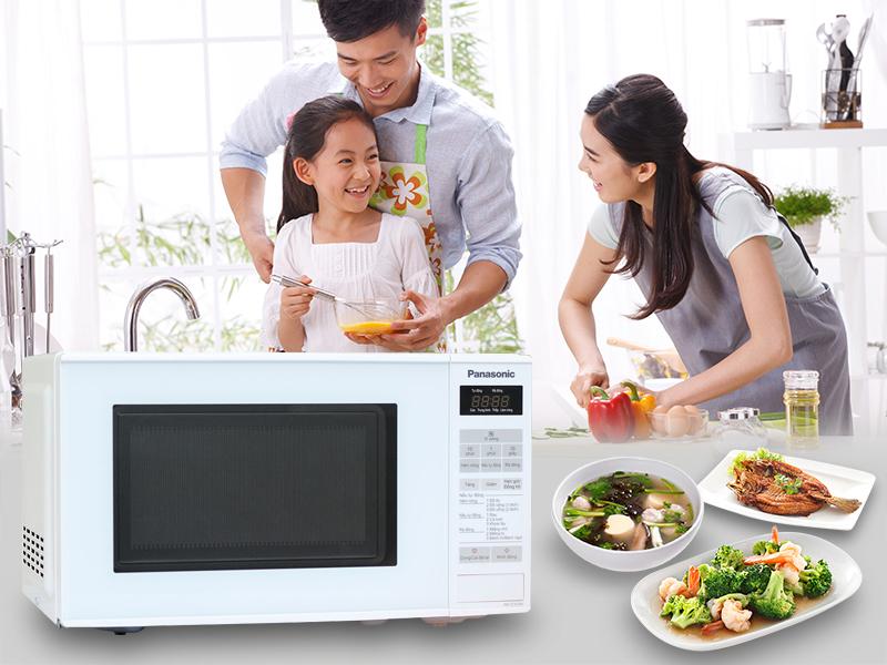 lựa chọn lò nướng phù hợp cho gia đình