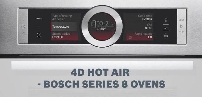 chức nanwng nướng 4D Hot air