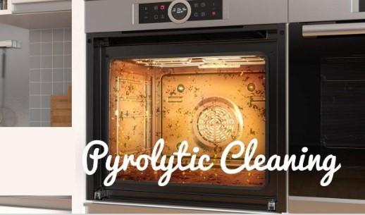 công nghệ làm sạch nhiệt phân Pyrolytic