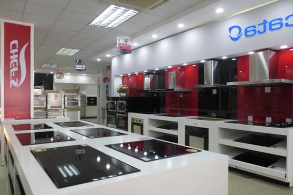 Cửa hàng bếp từ ở Bình Phước