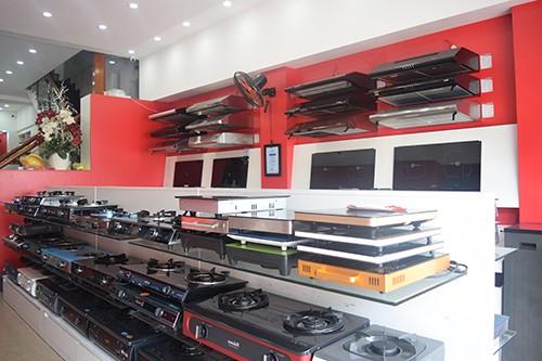 Cửa hàng bếp từ ở Đồng Nai