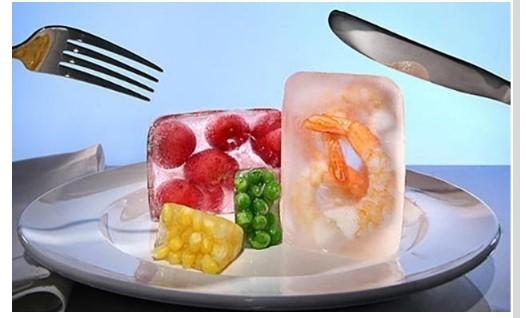 sử dụng lò vi sóng Teka để rã đông thực phẩm