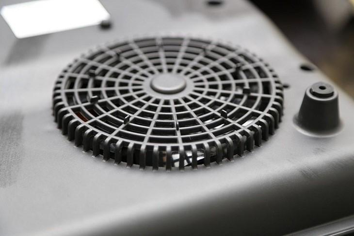 hệ thống tản nhiệt của lò vi sóng