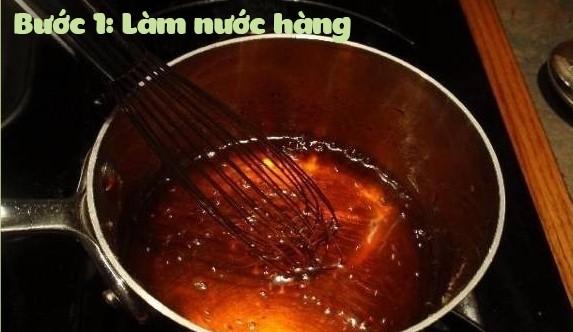 Làm bánh Flan bằng lò nướng