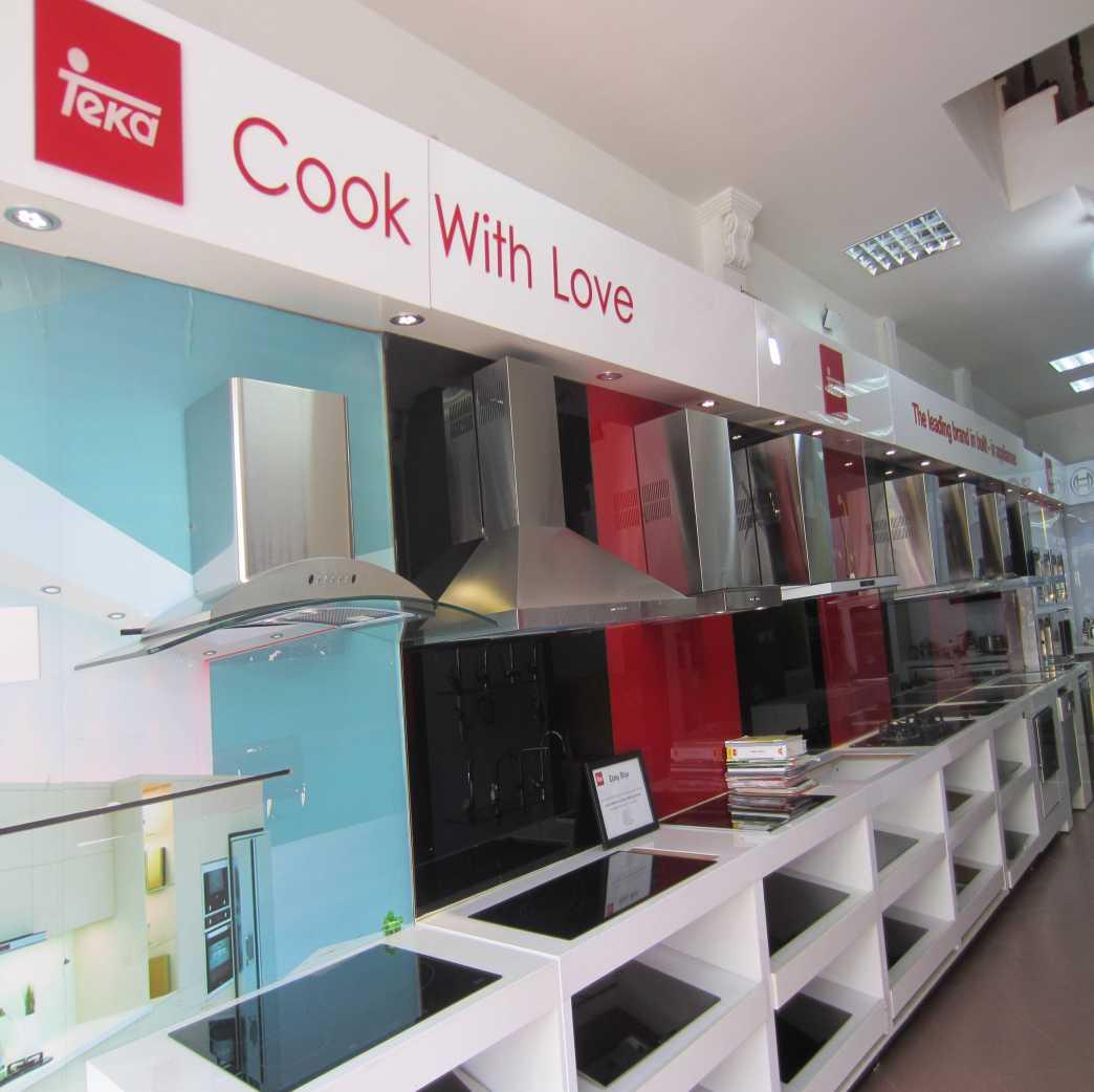 Cửa hàng lò nướng tại huyện Bình Lục - Hà Nam