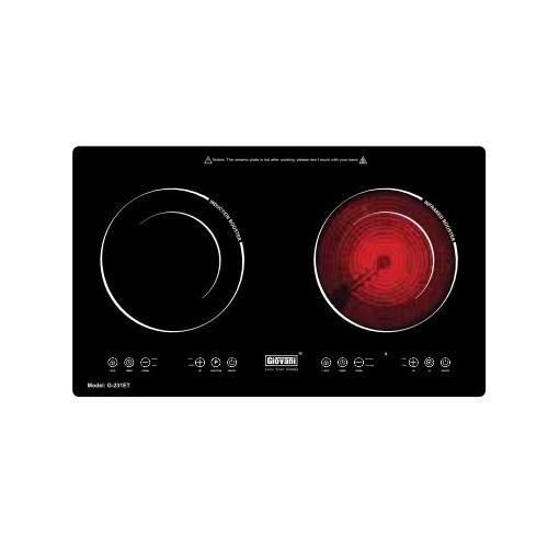 Bếp điện từ đôi Giovani G-231 ET